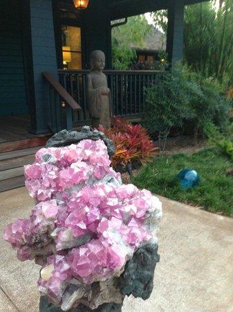 Lumeria Maui Retreat: rocks!