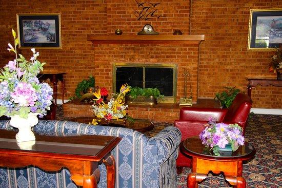 Governor House Inn: Lobby