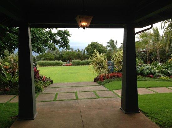 Lumeria Maui Retreat: view