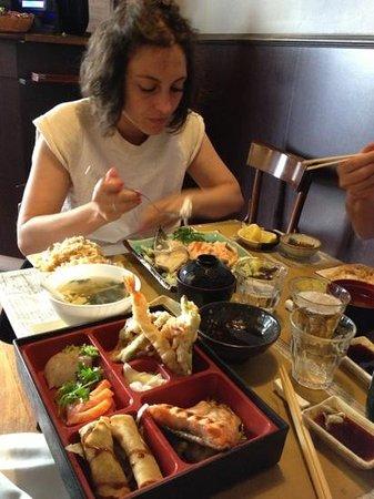 Tsuru Sushi: Gaia dice: superiore!