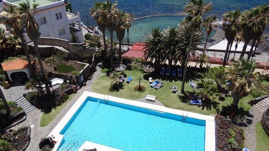 OCÉANO Hotel Health Spa: Salz & Meerwasser Schwimmbad