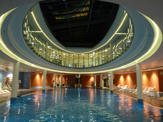 centrovital Hotel Berlin: Fantastischer Indoor-Pool