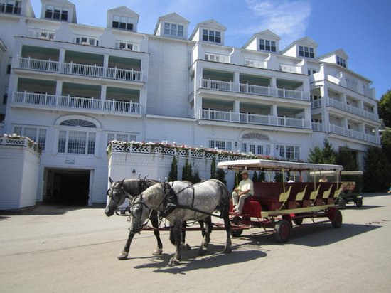 Picture Of Mackinac Island State