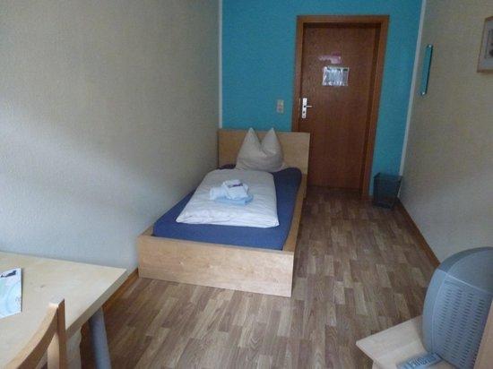Einzelzimmer im My Bed Dresden