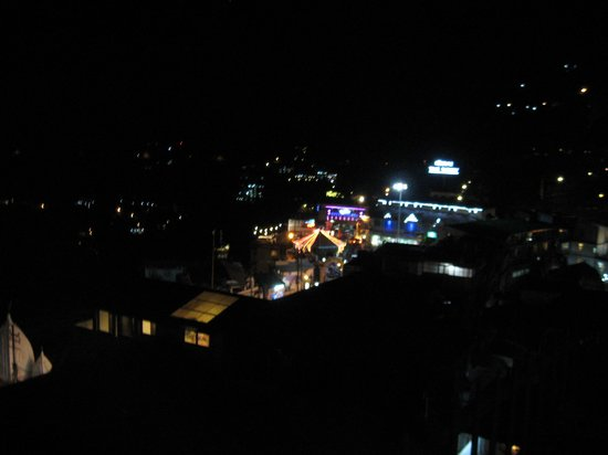 Prince Hotel: View in Night