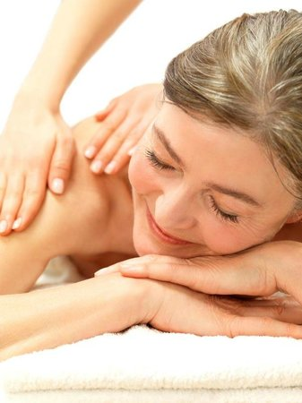 female getting massage New South Wales