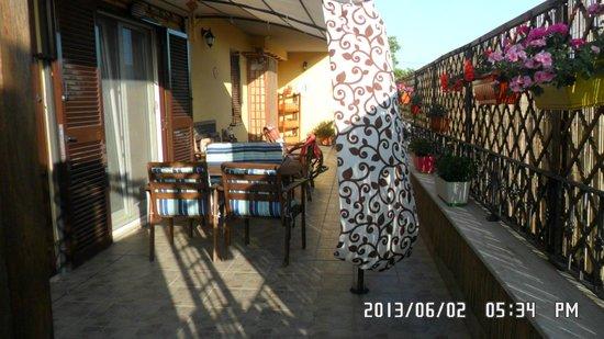 B&B La Terrazza - Reviews & Price Comparison (Valmontone, Italy ...