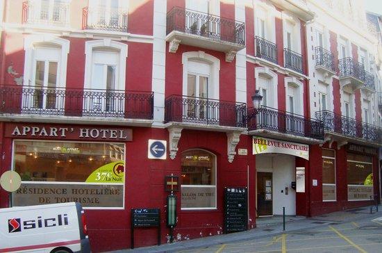 Hotel Luxe Lourdes