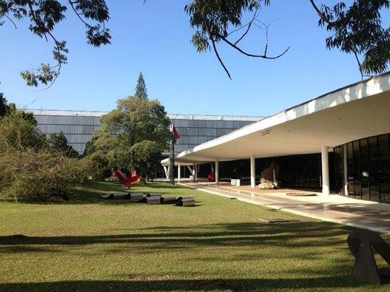 Парк Ибирапуэры: MAM - Museu de Arte Moderna