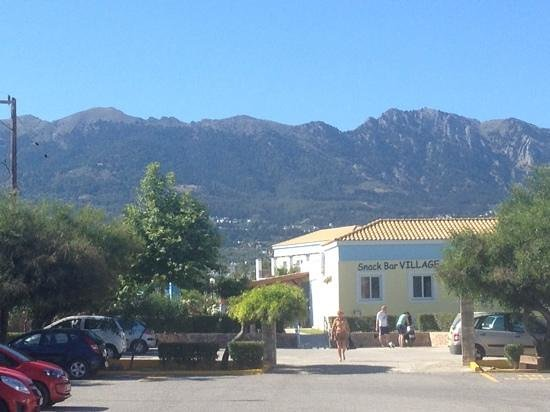 Hotel Corali: A view from the hotel