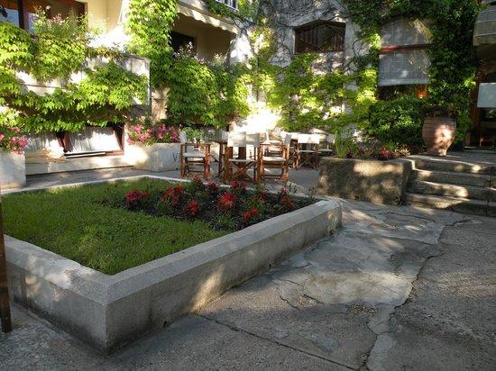 Villa Borghese : Les jardins