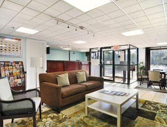 Super 8 Decatur/Lithonia/Atl Area : Lobby