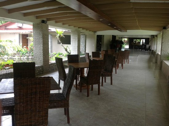 Crater Valley: Dining hall remodeled