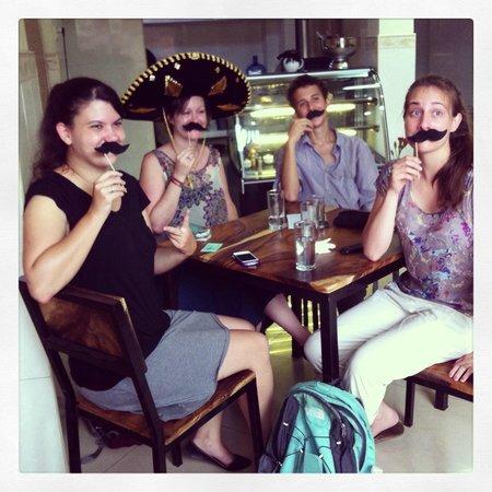 Alma Cafe : Fun