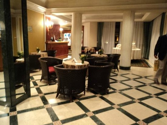 Borgo Palace Hotel: reception