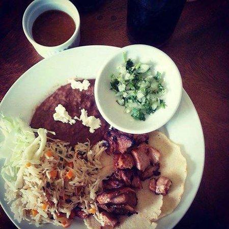 Alma Cafe : Carnitas!!!!