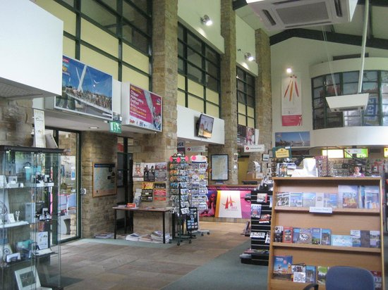 Visit Derry - Visitor Information Centre : Everything for the Tourist