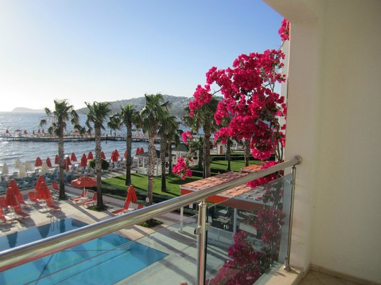 Grand Park Bodrum : Our wonderful view!