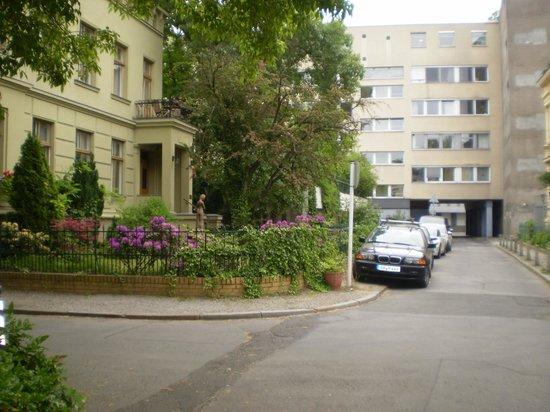 Hotel Residenz Begaswinkel: Hotel und Umgebung