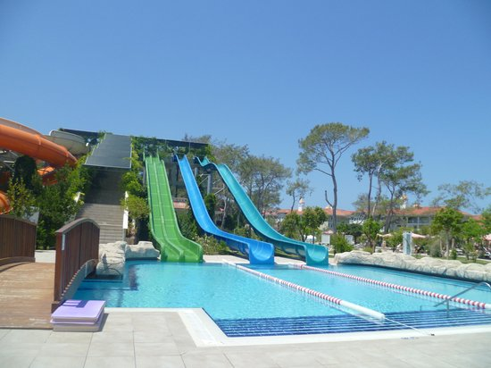 Ali Bey Resort Sorgun: Waterpark