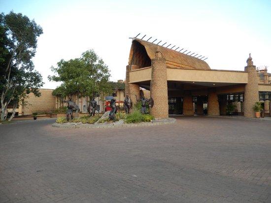 The Kingdom at Victoria Falls: the kingdom hotel at victoria falls
