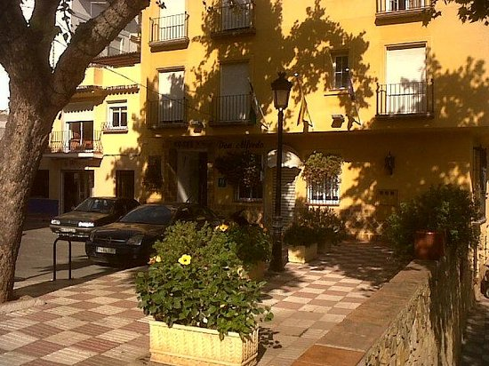 Hotel Don Alfredo: Hotel Don Alfonso