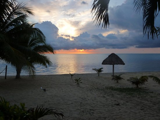 Belizean Dreams: View from Room