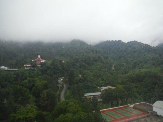 Awana Hotel : View