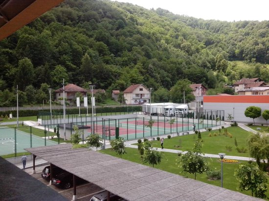 Konjic Picture Of Garden City Hotel Konjic Konjic