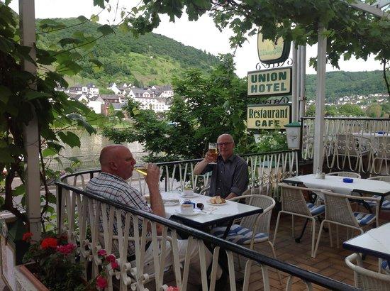 Union Hotel Cochem: lekker eten en drinken bij union hotel