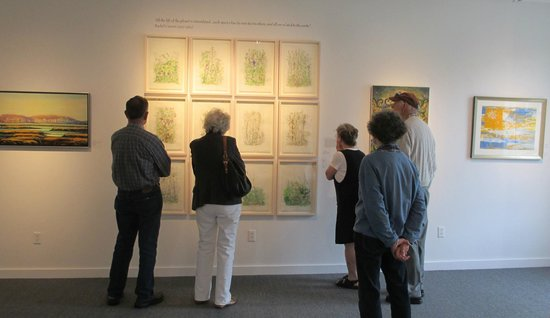 George Marshall Store Gallery: Silent Spring - The Enduring Legacy exhibition