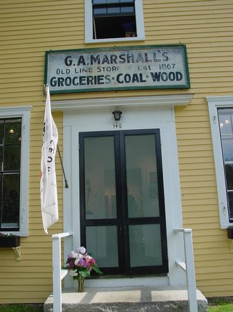 George Marshall Store Gallery : the gallery