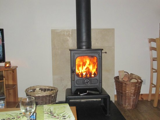 Wildside Highland Lodges: Burner
