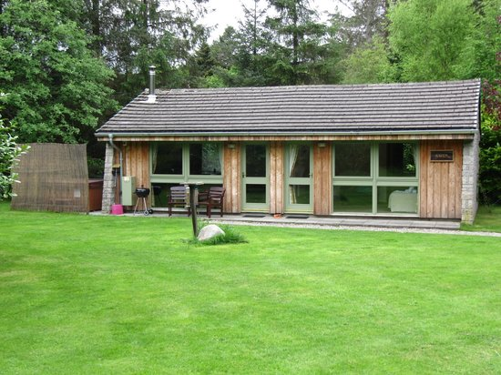 Wildside Highland Lodges: Raven Lodge
