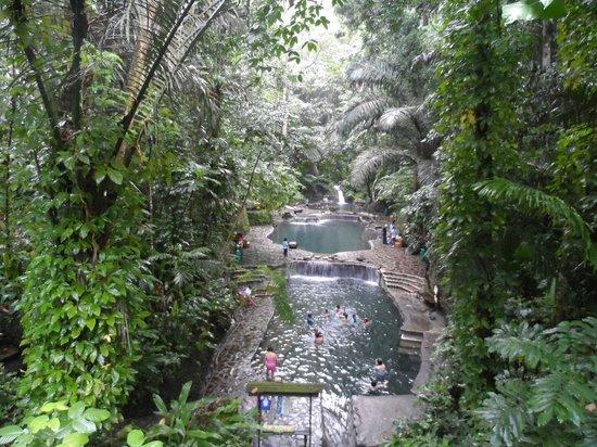 Hidden Valley Tour (Manila): pool