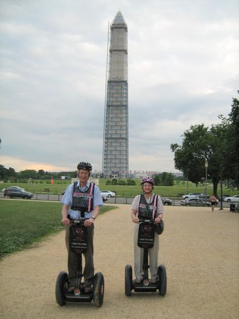 Segs in the City : Three ancient monuments!