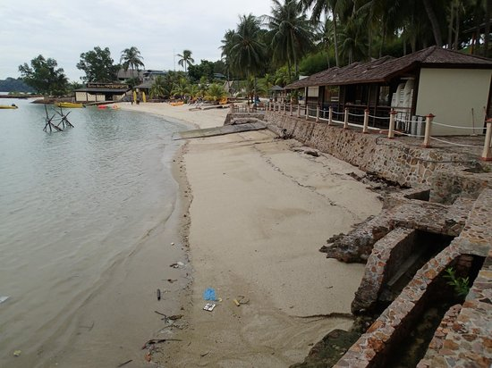 Batam View Beach Resort: Beach