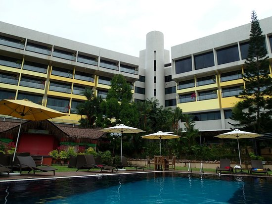 Batam View Beach Resort: Resort