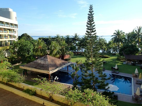 Batam View Beach Resort: Room view