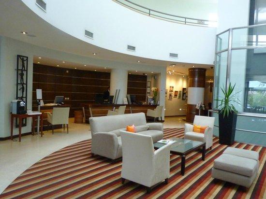 Solplay Hotel de Apartamentos: accueil