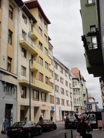 普拉特住宅布達佩斯酒店照片