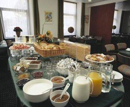 Hotel Ansgar: Dining