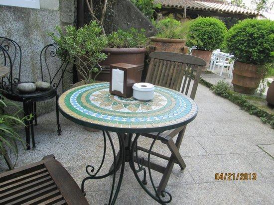 Costa Vella Hotel: Garden