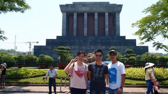 HanoiKids Tour : Anh, Wan Amin & Tôn (13th June 2013)