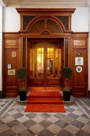Hotel Lovera Palace : SHCUFLOV