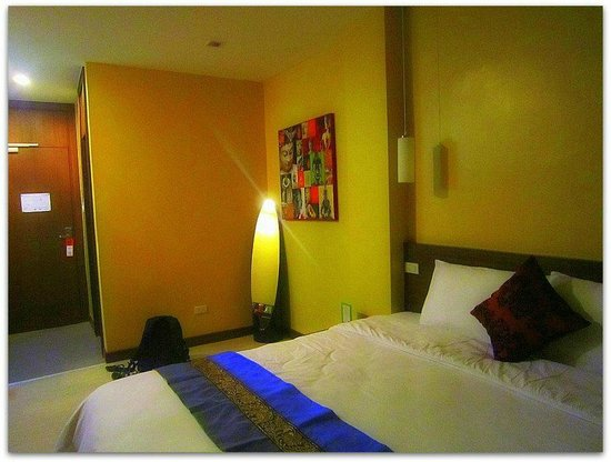 iCheck Inn Silom: Standard double room 25€