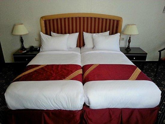 Kassado Plaza: Кровать