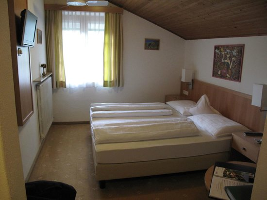 An der Linde: Double bedroom