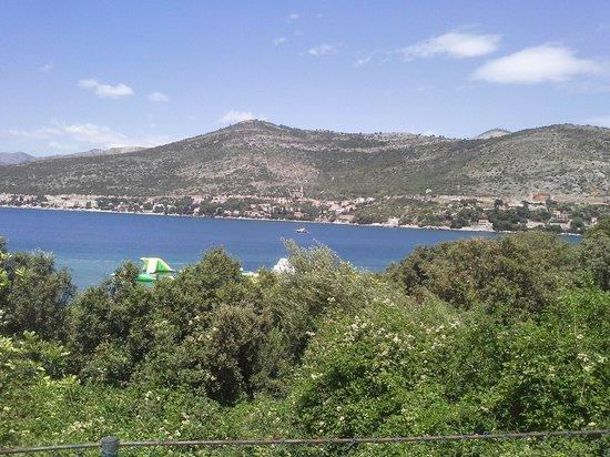 Valamar Club Dubrovnik: Från hotellet
