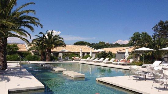 Hotel Sezz Saint-Tropez : Piscine